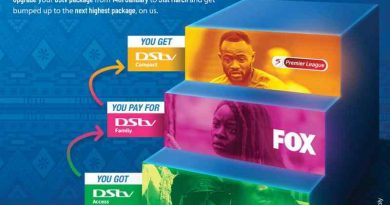 DStv, Ghana, New Year, upgrade