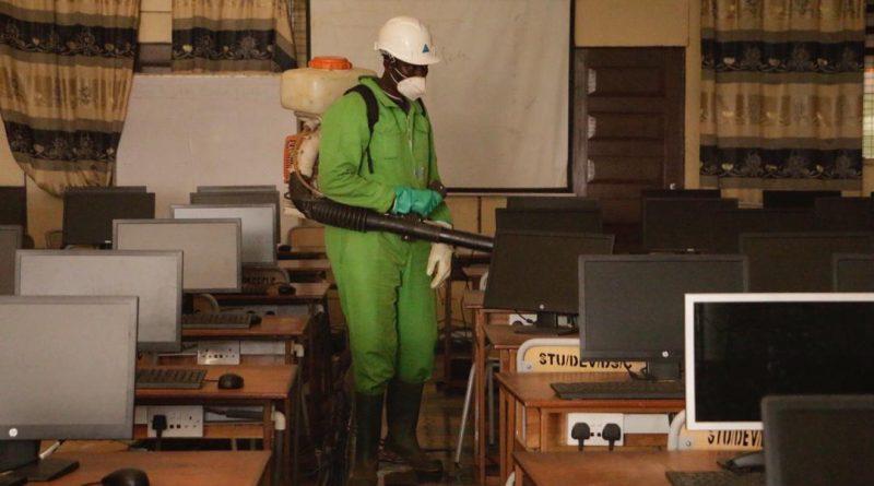 Educate, Sunyani, Zoomlion, Justina Owusu-Banahene