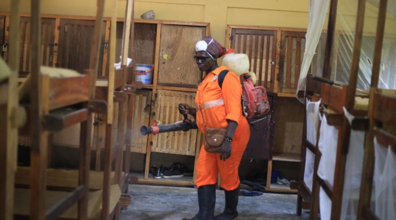 Central Region, Zoomlion, disinfection