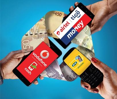 Mobile, Money, Interoperability, GhIPSS,