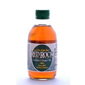 Red Rock, Golden, Ginger Ale, partnership