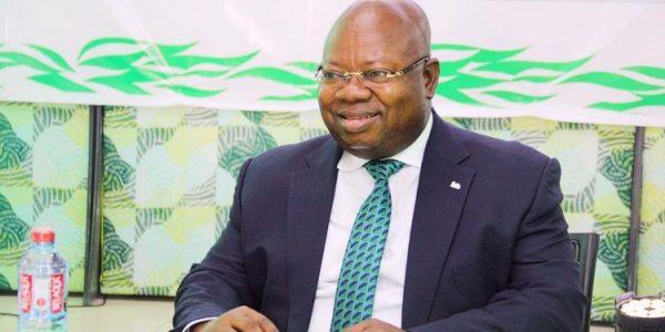 ADB, John Kofi Mensah, IBNA