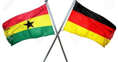Germany, Ghana, grant