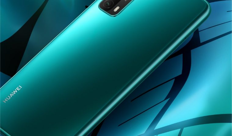 Huawei Y7a; Enjoy poster level shots at the touch of a button!