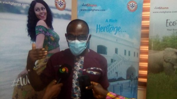 Tourism Authority, Let's Tour Ghana Club, Isaac Adomako-Mensah