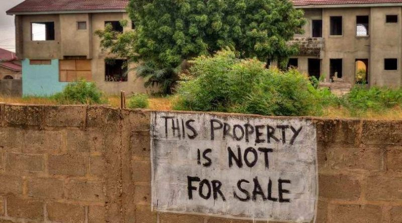 Ghana, Housing, Registry, SEND Ghana