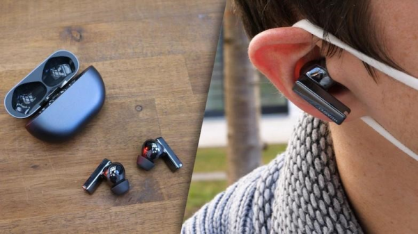 HUAWEI FREEBUDS PRO; Top In-Ear Headphones with Powerful Noise-Cancelling Function