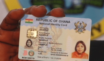National Identification Card, SSNIT, GhanaCard