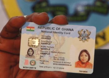 Ghana, Card, TIN