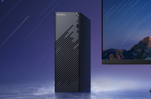 HUAWEI MateStation S; stylish, compact and powerful desktop for work or home