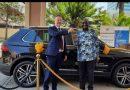 German Cooperation, Ghana, MoTI