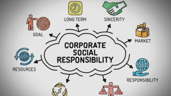 Corporate institutions, CSR, govt. agenda, Dorma MP