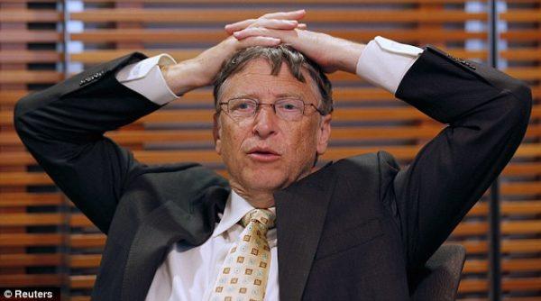 Bill Gates, Microsoft