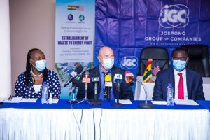 (MDGS/MDPower, Energy, Zoomlion, waste