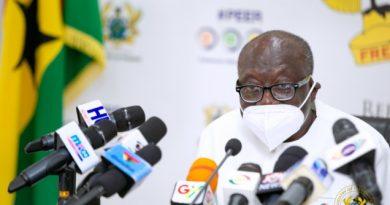 Ghana's debt increase, Ken,