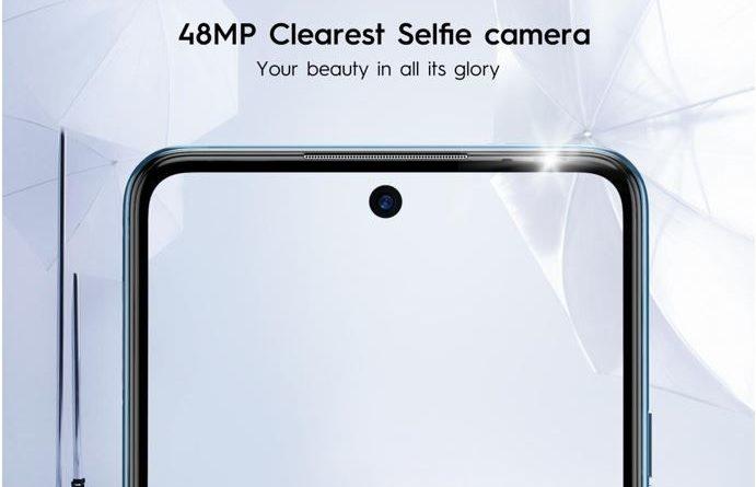 TECNO, CAMON 17 Pro, selfie camera