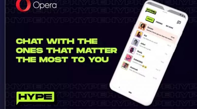 Opera Mini, HYPE, MTN, free chatting