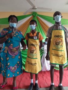 Ghana National Egg Campaign Secretariat, GNECS, Egg, school feeding programme