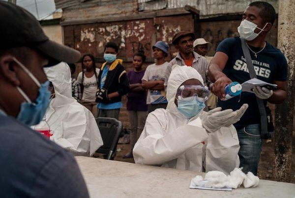 World Bank, COVID-19 Emergency Preparedness