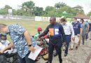 TUDEC donates 15 Wheelchairs to PWDs in Two Assemblies in Accra