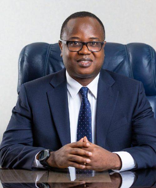 First Deputy Governor, Covid-19, Dr Maxwell Afari
