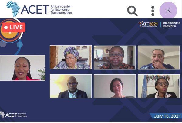 Dr. MahamuduBawumia, African integration, Ghana, ACET