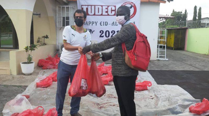 TUDEC, Eid-Al-Adha, Time To Help e.v