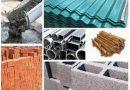 Parliament, building materials
