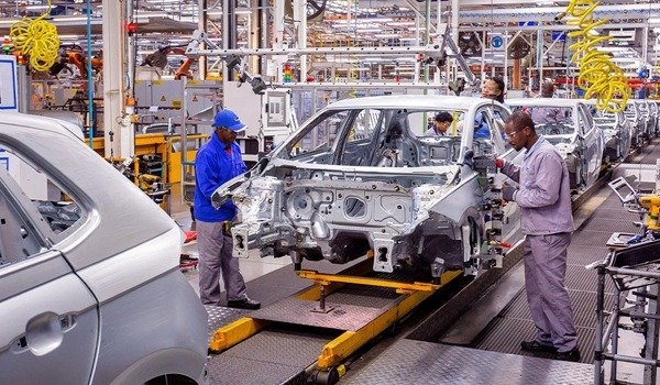 New Edubiase MP, assembled cars