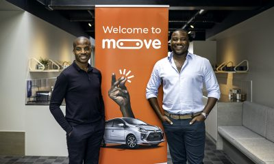 Moove, Series A funding, Africa