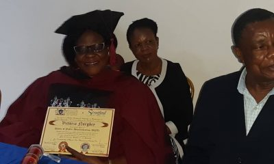 President, women, poultry value chain, honorary doctorate