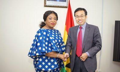 Ghana-China, trade, Chinese Ambassador