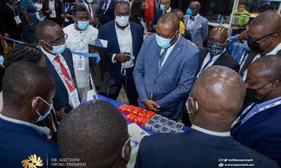Energy Minister, Ghana, Africa, OTC