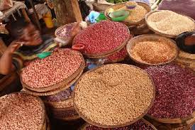 Ghana, Staple foods, Exports