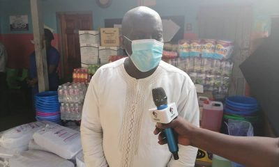 Prince Ackuaku@60: Rallies support for Children's Ward at Accra Psychiatric Hospital