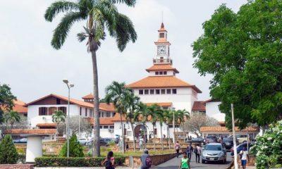 University of Ghana, defunct financial firm, Audit report