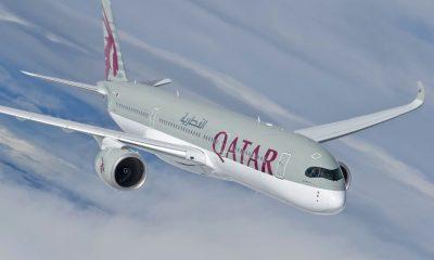 Qatar Airways, Lusaka,