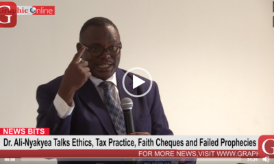 Dr. Ali-Nyakyea Talks Ethics, Tax Practice, Faith Cheques and Failed Prophecies