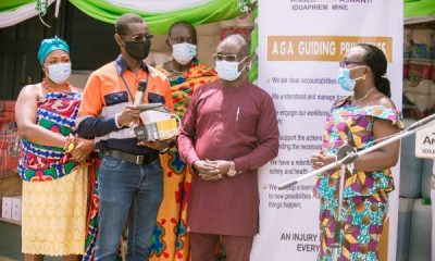 Iduapriem Mine, 20-bed Communicable Diseases Unit, Tarkwa-Nsuaem