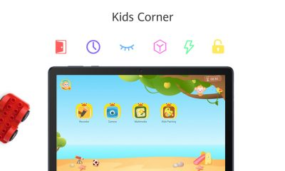Keep an eye on your child's digital well-being with the HUAWEI MatePad T 10 series'