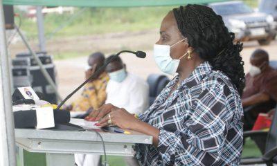 IRECOPs, pocket, refuse, Sanitation Minister