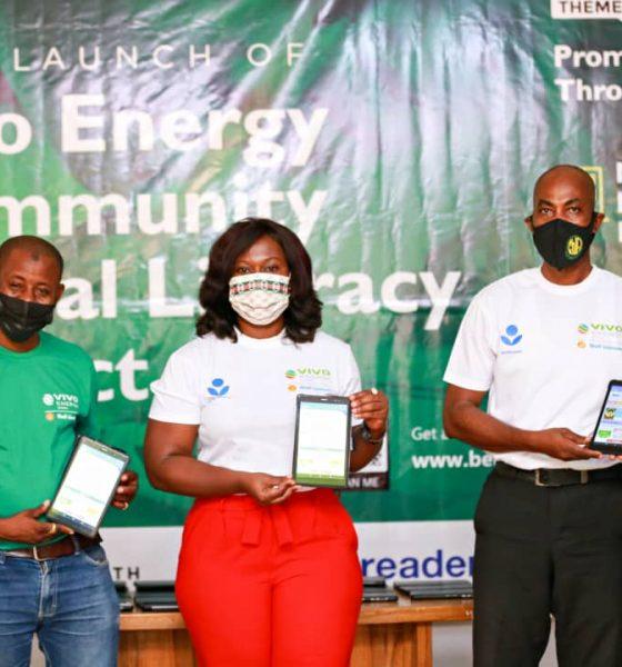 Vivo Energy, Community Digital Literacy project, Tamale