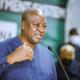 Mahama, economy, election